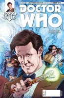 Doctor Who The Eleventh Doctor Adventures: Year Two #13 (Cover C)